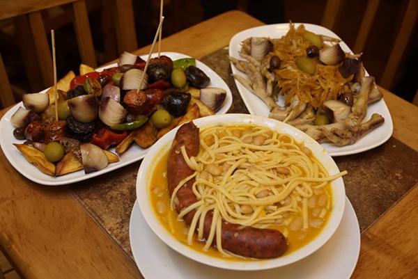 Gastronomia Casa Kiltro